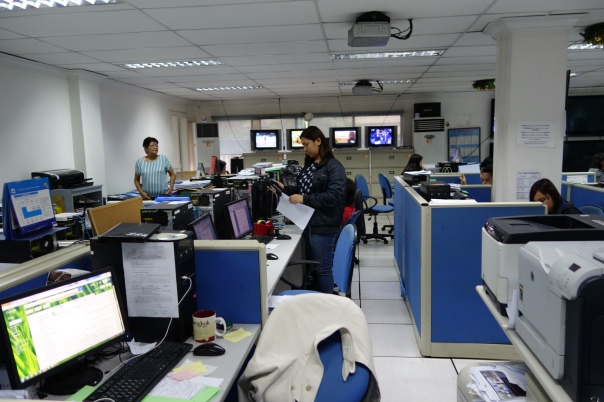 NDRRMC Emergency Operations Center