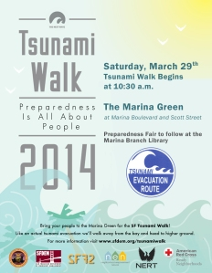 SF Tsunami Walk